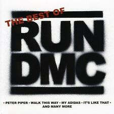 Run DMC, Run-D.M.C. - Best of [New CD] England - Import