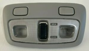 2000 - 2004 Subaru Legacy Outback Dome Map Light w/ Sunroof Switch OEM 00 - 04