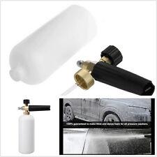 1L Snow Foam Lance Washer Car Clean Wash Gun Soap Pressure Washer Bottle Sprayer
