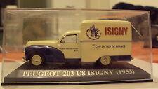 "1/43ième - PEUGEOT 203 U8 ""ISIGNY"" (1953)"