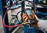 Testo 552 -1 Digital Vacuum Micron Gauge Stand Alone via Bluetooth