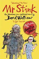 Mr Stink,David Walliams, Quentin Blake- 9780007279067