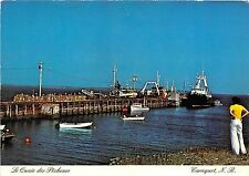 BR4980 Fisherman s wharf pecheurs Caraquet    canada