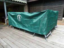 Funda Protectora Cubierta Lona 250x150x90 Para Muebles de Jardín Mesa Con Sillas