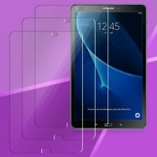 Samsung Galaxy Tab A6 10.1 2016 Displayschutz Panzer HD Folie 3x Schutzfolie