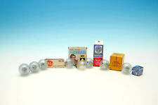 Flash Film Photography Flash Bulbs - Flash Cubes - Slide Covers Lot - New (NOS)