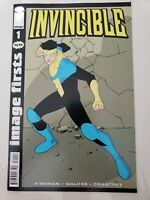 INVINCIBLE #1 IMAGE FIRSTS SPECIAL EDITION COMICS (2010) ROBERT KIRKMAN! MOVIE!