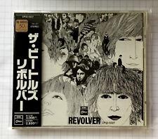 The Beatles-Revolver Japon CD OBI RAR!!! cp32-5327