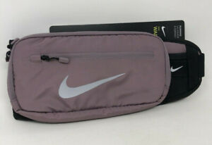 New Nike Run Hip Waist Pack Belt Bag Unisex Adjustable Outdoor Walking Running M