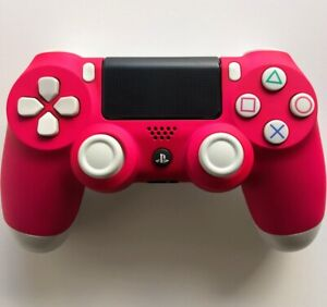 Sony PlayStation DualShock4 PS4 Wireless Controller, Version 2, BRIGHT PINK