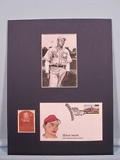 Hall of Famer Hilton Smith of the Negro League & Hall of Fame Induction Cover