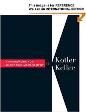 Framework for Marketing Management by Kevin Lane Keller (Int' Ed Paperback)5th E
