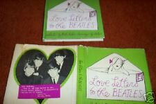 LOVE LETTERS TO BEATLES  2nd printing  Book Mint