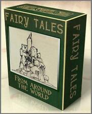 FAIRY TALES, MYTHS & LEGENDS, 298 eBooks on DVD-Rom! Vintage Childrens Books