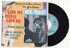 RARE EP MICHEL POLNAREFF-LOVE ME PLEASE LOVE ME-VG+