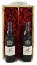 Taylor Fladgate 70 years of Port (35cl) Wooden 1951 gift box