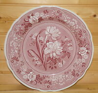 Spode Archive Collection Georgian Series Botanical Dinner Plate, 10 1/2""