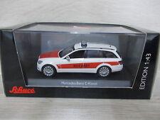 """Schuco 1/43 - Mercedes-Benz C-Klasse T-modell (W204) """"Notarzt"""""""