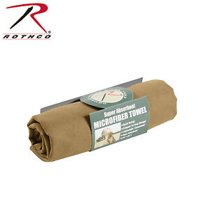 Rothco 93/99 Microfiber Towel