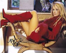 Nicole Eggert Signed 8x10 Photo - Charles in Charge / BAYWATCH BABE - SEXY! H353