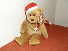 """Ty"" Beanie Babies."" 1997 Teddy"" D.O.B. December 25 , 1997.Retired.#162"