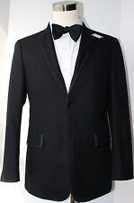 Brooks Brothers Black Fleece Black Three Button Side Vented Formal Jacket BB1