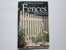 BUILDING - FENCES - Better Homes and Gardens - Unread Condition