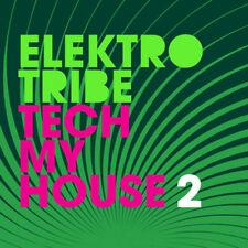 TECH My House 2 = Tomb/Nouveau/Breger/humantronic/DEROMA... = Funky Tech House!