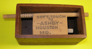 #1203-1-VINTAGE IKE ASHBY (SOFT TOUCH TURKEY CALL)