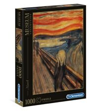 Puzzle 1000pz - Museum Collection - Munch: L'Urlo (39377)