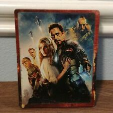 Iron Man 3 4K Ultra HD + Blu-ray Limited Edition Steelbook - NO DIGITAL READ