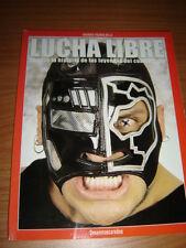 MAGAZINE DESENMASCARADOS revista lucha libre leyendas del cuadrilatero wrestling