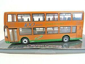 Corgi OOC OM42501. East Lancs Myllenium Lowlander. Ipswich Buses Centenary. Box