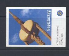 Sweden 2008 SG 2565-8 Ships booklet MNH