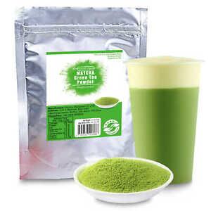 Lots 100% Pure Organic Natural Healthy Matcha Ultrafine Quality Green Tea Powder