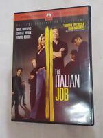 The Italian Job - Film in DVD - Originale - Nuovo! - COMPRO FUMETTI SHOP