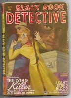Black Book Detective - Septembe 1948 - (Pulp, Robert Wallace, Norman A. Daniels)
