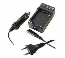 Ladegerät für Panasonic Lumix DMC-TZ1, DMC-TZ2, DMC-TZ3, DMC-TZ4, DMC-TZ5