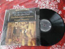 The blue Danube  A Johann Strauss Festival LP Album Canada pressing