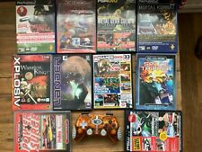 Old PC and PlayStation 2 Games/Demos/Controller Joblot!