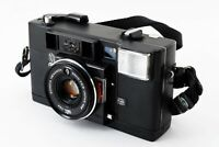 For parts Konica C35 AF 35mm Point&Shoot Camera 38mm F/2.8 Lens From Japan #1309