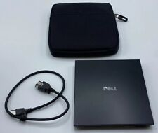 Dell Latitude E-Series PD02S External DVD-RW Optical Drive eSATA - w/ WARRANTY