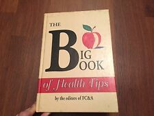 Big Book of Health Tips by FC and A Publishing Staff (1996 Hardcover) store#6491