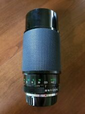 Vivitar Series 1 70-210mm 62mm Macro Focusing Zoom f 1:3.5 VMC Lens & case