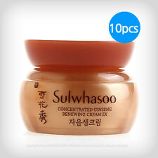 Sulwhasoo Concentrated Ginseng Cream Samples 5mlx10pcs(50ml)_Free Tracking&ship