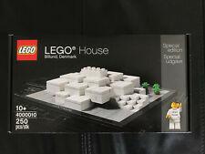 LEGO Architecture 4000010 LEGO HOUSE | BRAND NEW | *SEALED BOX*