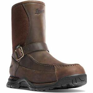 "Danner Men's 45025 Sharptail Rear Zip 10"" Hunting Boots Shoes Sz 12D US, 11.5 UK"
