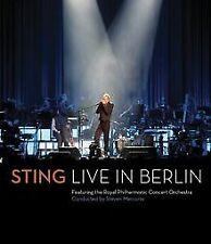 Sting - Live in Berlin [Blu-ray] von Gable, Jim   DVD   Zustand gut