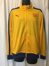 Puma Arsenal FC T7 Jacket Large New with tags