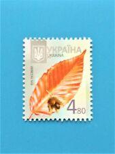 Common Beech Stamp 2012 Fagus sylvatica Flora Ukraine MNH